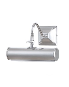 Elstead Lighting Picture Light Small 1 Light In Polished Chrome Finish (190mm)