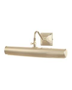 Elstead Lighting Picture Light Medium 2 Light In Polished Brass (360mm)
