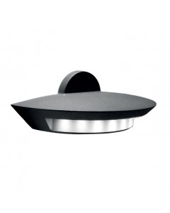 Elstead Lighting Ghost 24W LED Large Outdoor Wall Spotlight In Graphite Finish